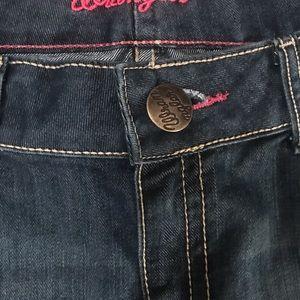 Wrangler jeans new Sz 11 x 32